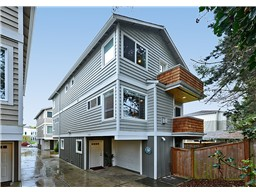 Crown Hill Townhome SOLD